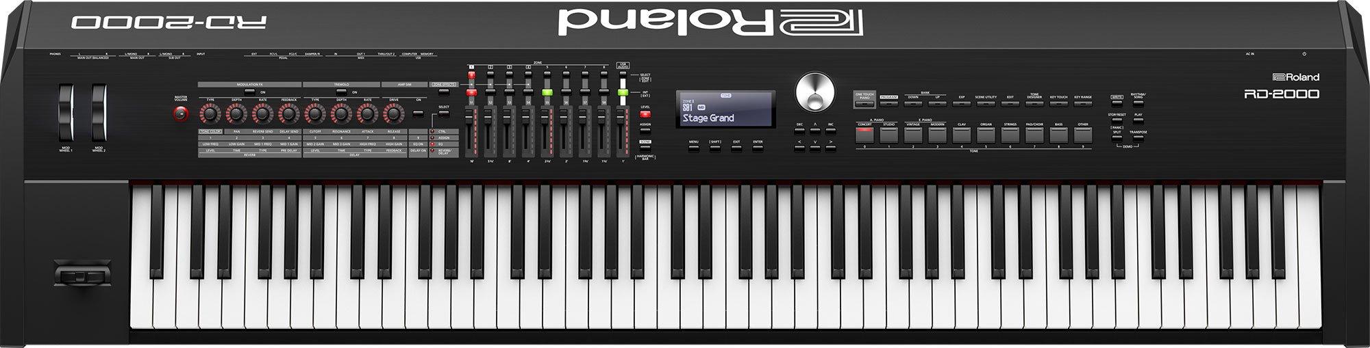 Roland Premium 88-key Digital Stage Piano (RD-2000) by Roland