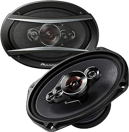 Pioneer 6x9/'/' 16cm x 24cm Series A Car Speakers Premium GRILLS
