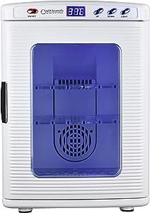 Lab Incubator, Cooling and Heating 2-60C, 12V/110V, 60W, 25L/0.88 cu. ft. Capacity