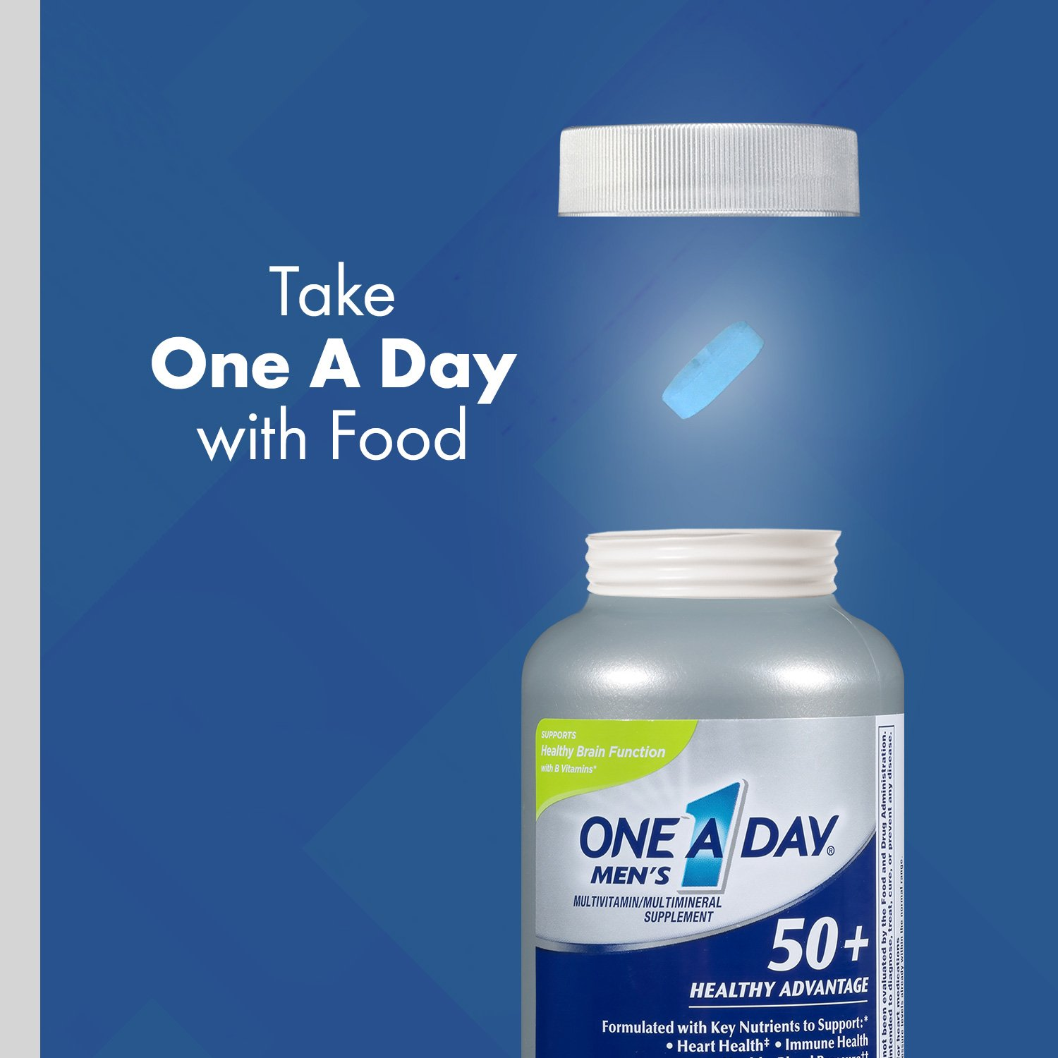 Forum on this topic: One-A-Day Mens 50 Healthy Advantage Reviews, one-a-day-mens-50-healthy-advantage-reviews/