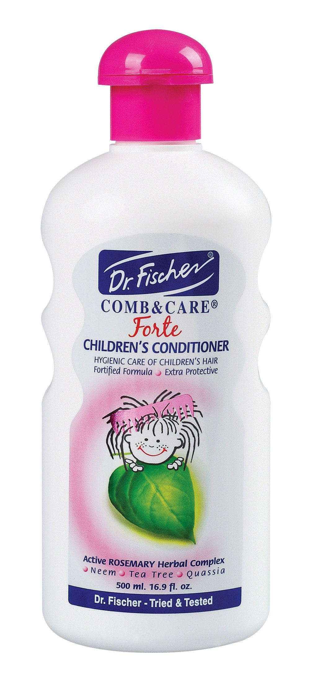 Dr. Fischer Comb&Care Conditioner Forte