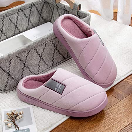 RenshenX Caliente Calienta Zapatillas Estar,Zapatillas algodón ...