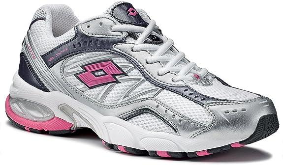 Lotto N1175 Madrid III Deportivas Zapatos Running Gimnasia Mujer ...