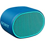 Sony SRS-XB01 Compact Portable Water Resistant Wireless Bluetooth Speaker with Extra Bass - Blue