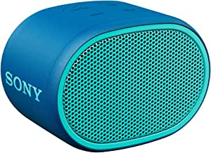 Sony SRS-XB01 Extra Bass Portable Bluetooth Speaker, Blue