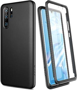 SURITCH Funda para Huawei P30 Pro Silicona 360 Grados Bumper ...