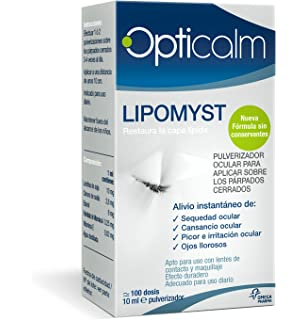 Innoxa Opticalm Lipomyst Spray 10 ml