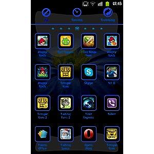 Blue Petal HD - Go Launcher Ex Theme: Amazon.es: Appstore ...