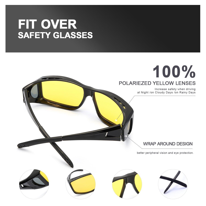 peripheral vision glasses