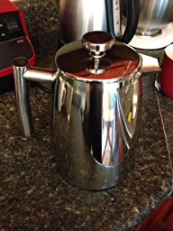 Le Meilleur French Press Coffee Maker : Amazon.com: LeMeilleur French Press Coffee Maker - Shatterproof - Quality Anti Rust 18/10 ...