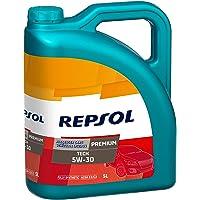 Repsol RP081L55 Premium Tech 5W-30 Aceite de Motor