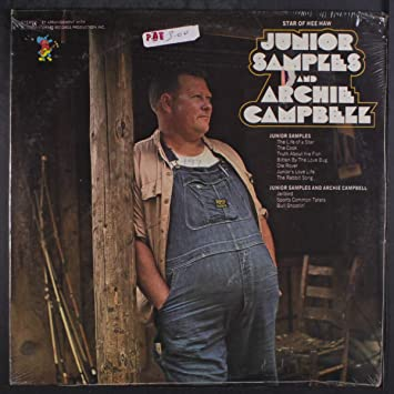 JUNIOR SAMPLES & ARCHIE CAMPBELL - junior samples & archie campbell