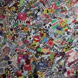 1 Set Panda Jdm Cartoon Graffiti Bomb Car Stickers 60