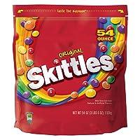 Skittles Original Candy Assorted Fruit Flavored 54oz.