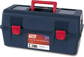 Tayg Caja herramientas plástico n. 24, 400 x 206 x 188 mm: Amazon ...