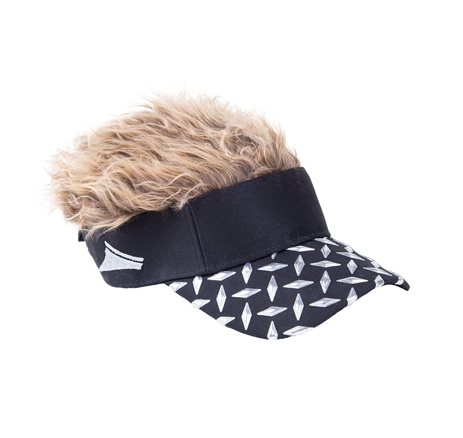 c2ffe240 Amazon.com: Flair Hair Visor (One Size fits Most): Clothing