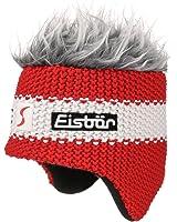 Red-White Cocker Ski Hat Eisbär merino hat ski hat