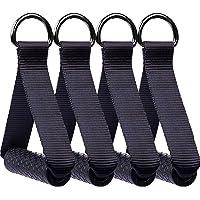 WENTS Oefening Weerstandsbanden Handvat Kabel Machine Bijlagen Weerstandsbanden Handgrepen Fitness Strap Stijgbeugel…
