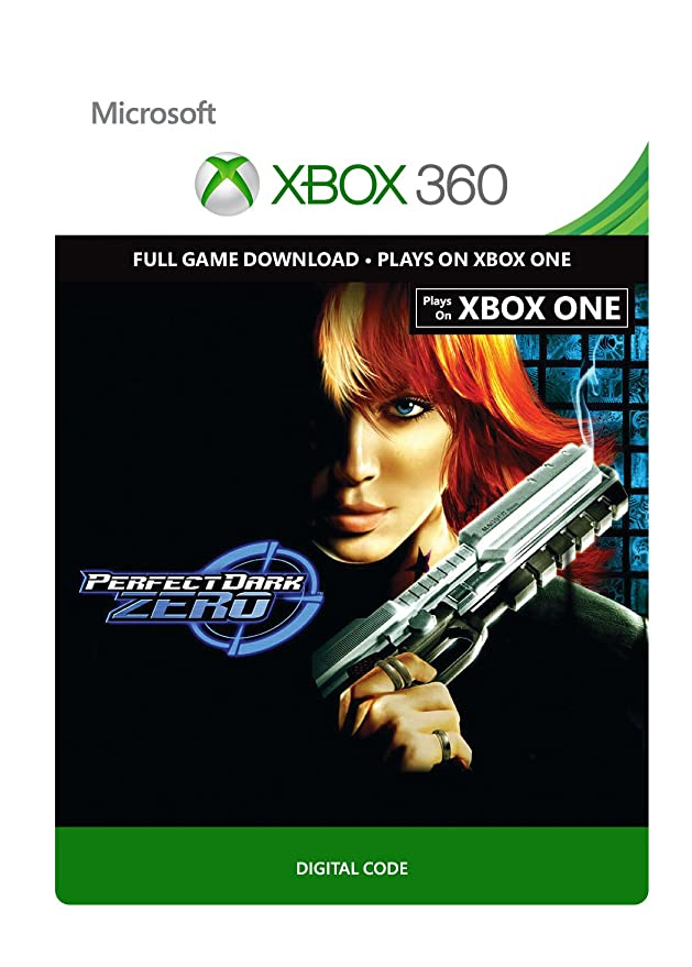 Perfect Dark Zero (Xbox 360): Amazon.co.uk: PC & Video Games