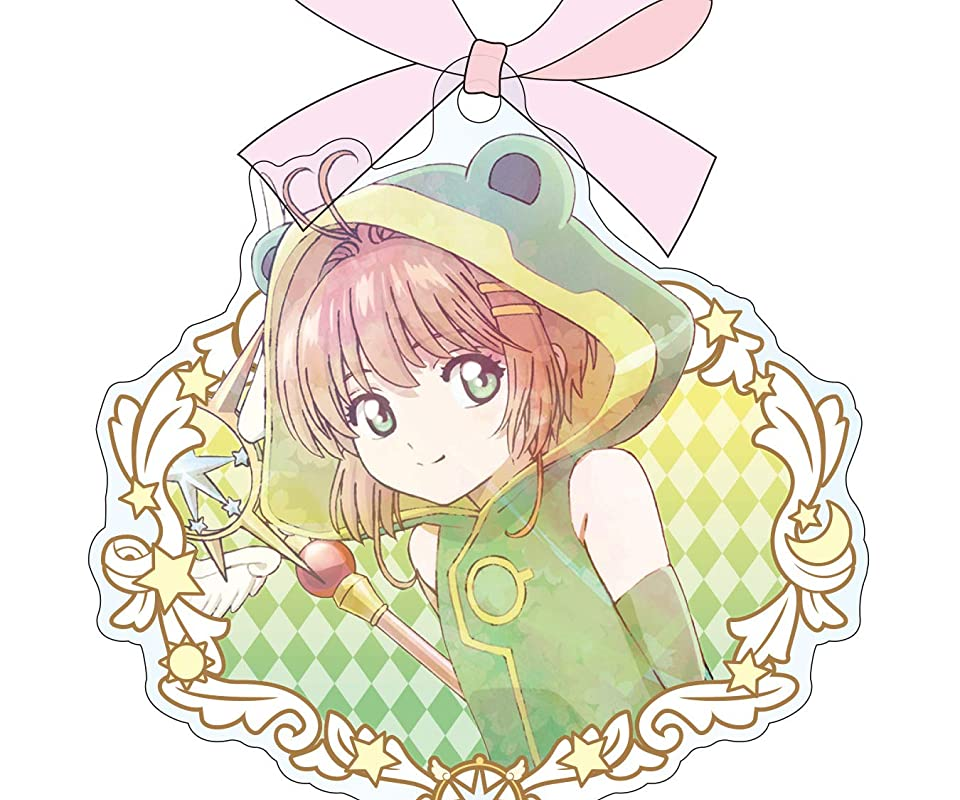 カードキャプターさくら 木之本桜 (きのもとさくら)  Android(960×800)待ち受け画像