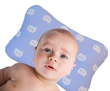 Amazon.com: Almohada de algodón para el cuello del bebé ...