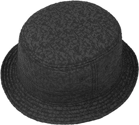 Futter Herbst-Winter Lipodo Wendehut mit Leo-Print Stoffhut Damenhut Fischerhut Bucket Hat Damen