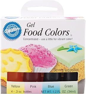 colorant alimentaire gel mis 4pkg pques - Colorant Gel Alimentaire