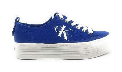 Klein Zolah Jeans Femme Calvin Basses CanvasSneakers CBoWrdxe