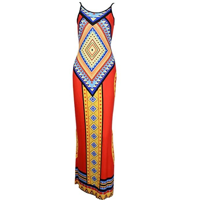 Amazon.com: Eloise Isabel Fashion vestidos hippie indiano Robe longue femme sexy Vestidos largos de verano andar De Índio: Clothing