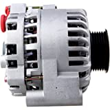 OCPTY Alternators 8266N 110A CW Replacement fit for Replacement fit Mustang 3.8L 2001 2002 2003 2004 IR/IF 6-Groove…