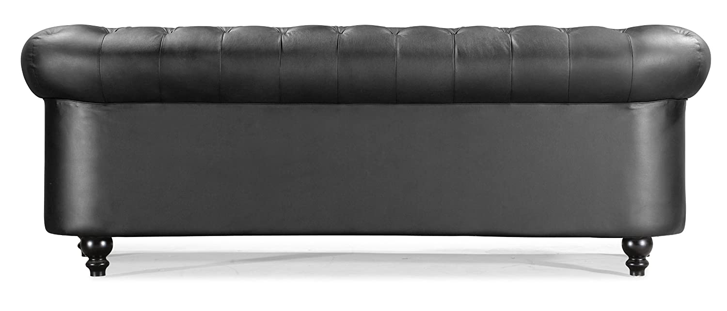 Amazon Zuo Modern Aristocrat Sofa Silver Kitchen & Dining