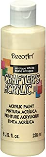 product image for DecoArt DCA03-9 Crafters Acrylic, 8-Ounce, Antique White