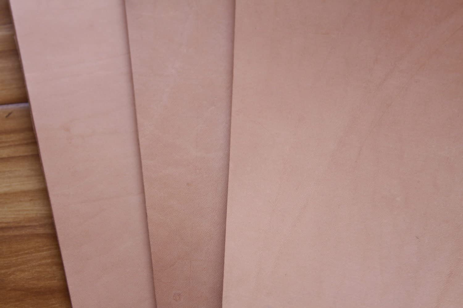 Molding and Hand Crafts 8//10 oz Veg-Tanned Natural Leather for Tooling Carving