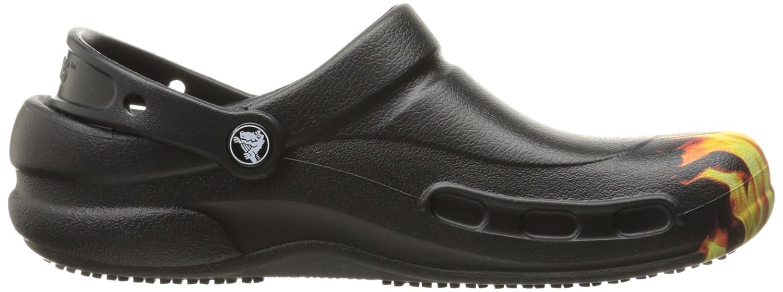 797b85805 Crocs Bistro Graphic Clog Mule Negro