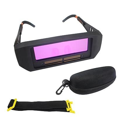 Back To Search Resultstools Welding & Soldering Supplies New Solar Auto Darkening Welding Helmet Welding Glasses Eyes Protector Welder Cap Goggles Cutter Soldering Mask Welding Tools