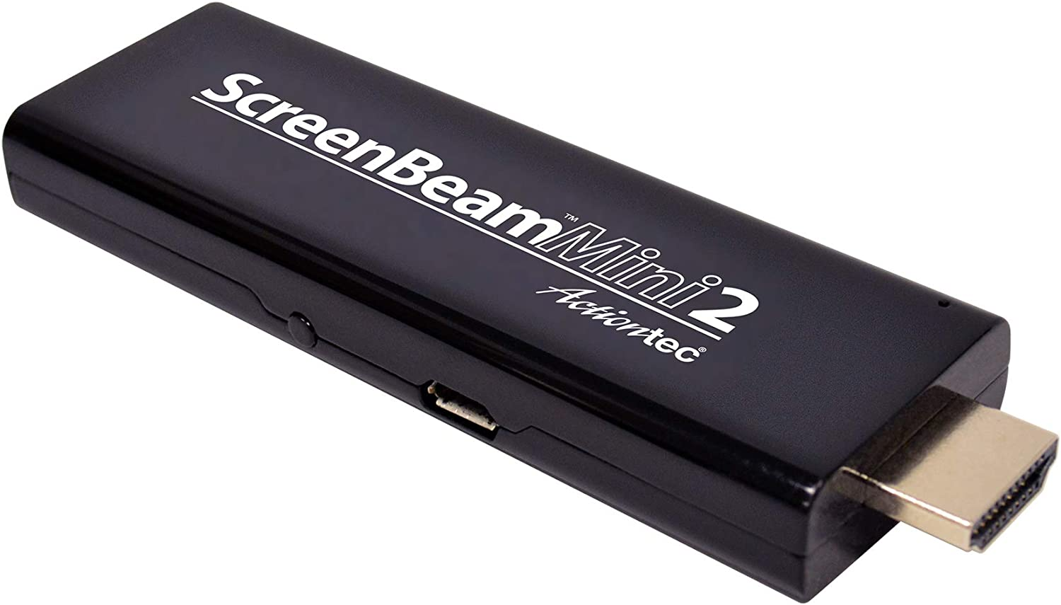 Actiontec ScreenBeam Mini2 Wireless Display Adapter/Receiver with Miracast (SBWD60A01) - Mirror Phone/Tablet/Laptop to HDTV, HDMI Connector, No Apps Required, Supports Select Android & Windows Devices: Electronics