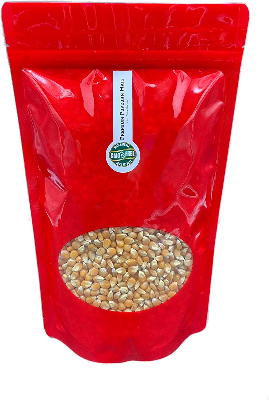 Maiz Palomitas Premium Mushroom Popcorn Kino popcorn 1000g XL 1:46 ...