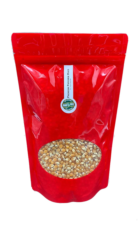 Maiz Palomitas Premium Mushroom Popcorn Kino popcorn 1000g XL 1:46 Volumen pop pop premium en bolsa resellable GMO Gratis Palomitas de maíz premium: ...