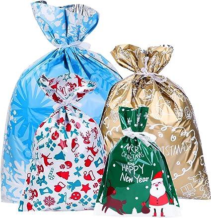 31 Gift Tags Christmas Gift Bag Set by GiftMate 31 Gift Bags