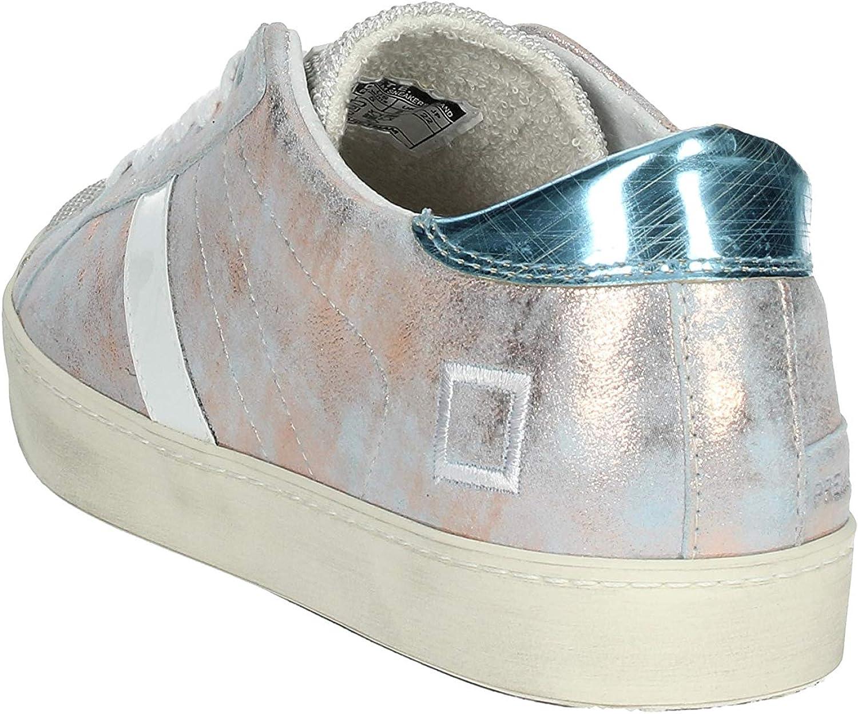 D.A.T.E. C9 Sneakers Femme Cipria
