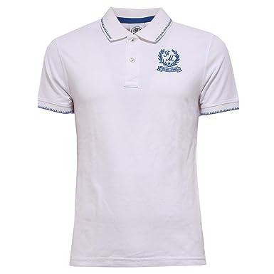 FRED MELLO 4331X Polo uomo White Maglia Manica Corta t-Shirt Man ...