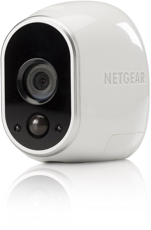 Amazon.com : Arlo Security System - 4 Wire-Free HD Cameras, Indoor ...