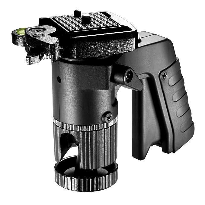 1 opinioni per 'Neewer® 360° di rotazione della Testa a sfera con impugnatura a pistola