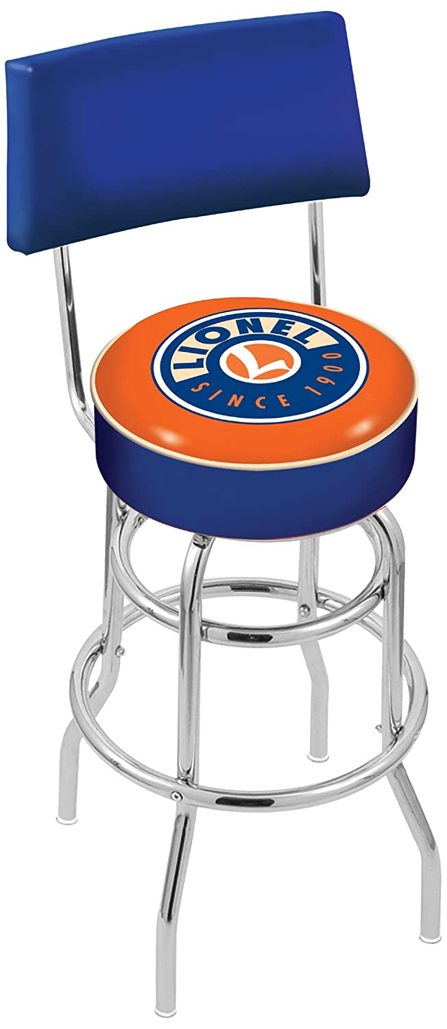 Lionel Trains Bar Stool With Back Furniture Chairs Stools