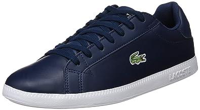 Bl Herren Sma 1 Lacoste Graduate SneakerBlauEu lcTK1JF3