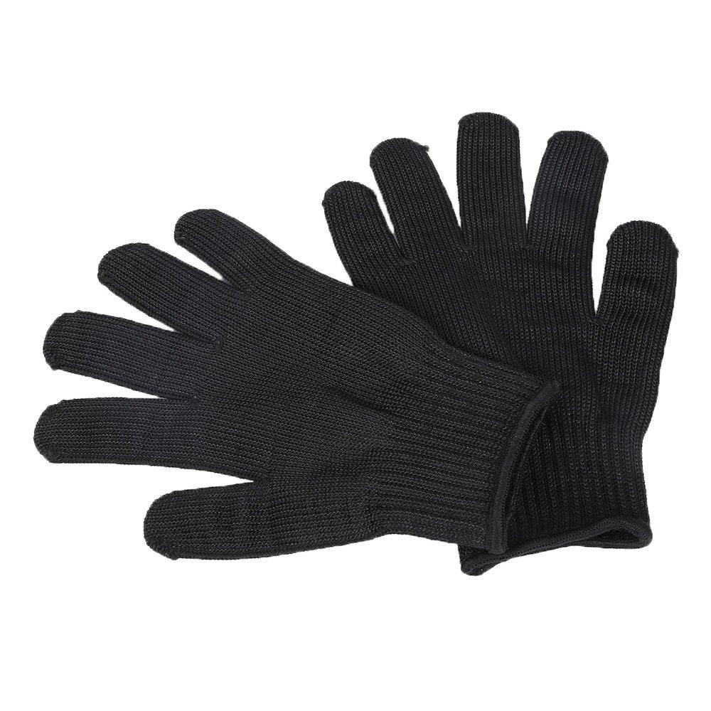 Guantes de alambre de polic/ía anticortes para deportes al aire libre guantes de seguridad autodefensa