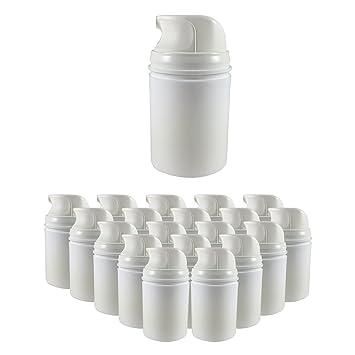 Amazon.com: pharmapump Airless Bomba de aspiradora botellas ...