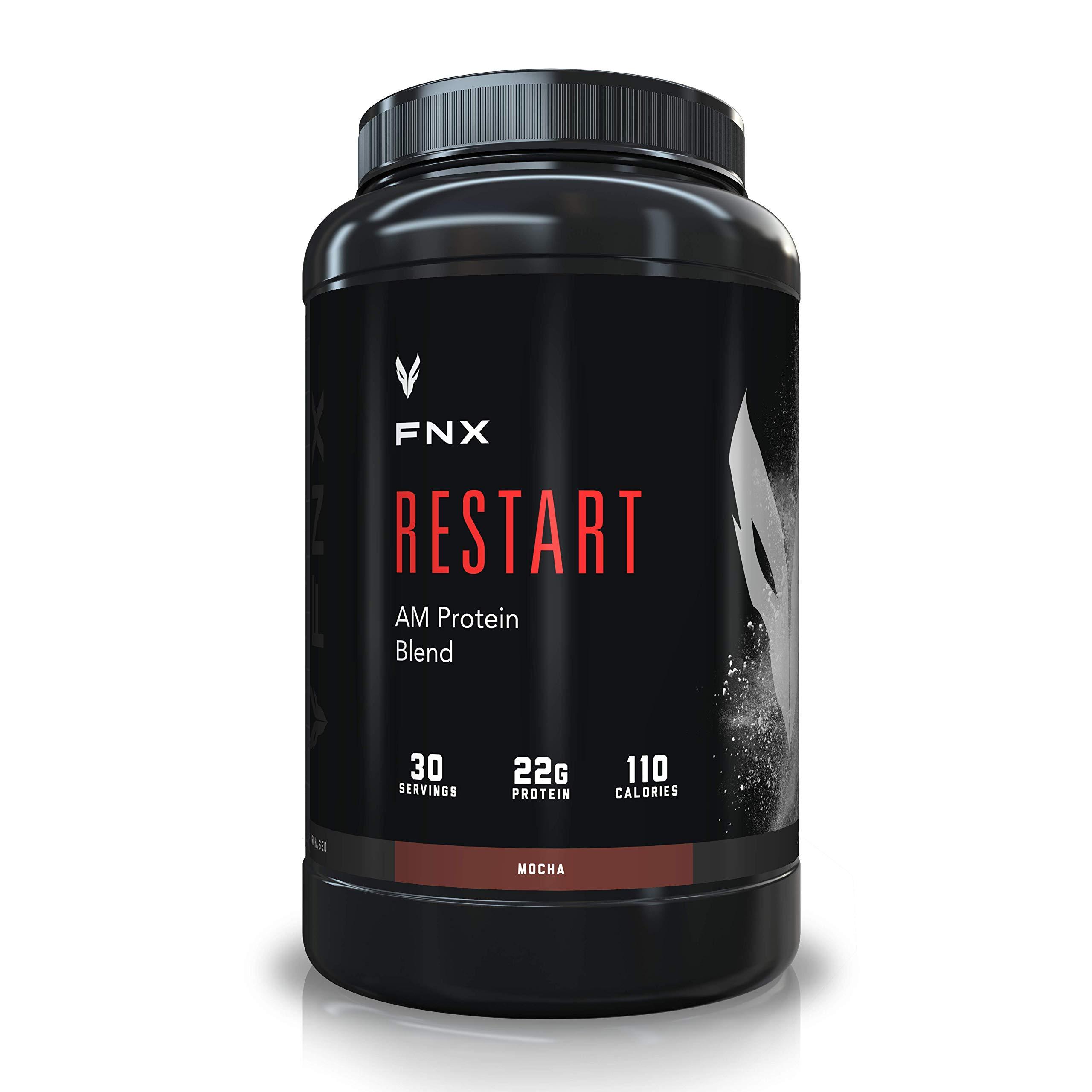 FNX Restart AM Protein Blend (Mocha)