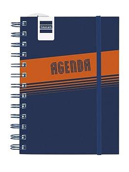 Finocam - Agenda 2019-2020 2 días página español Mini Institut Lisa