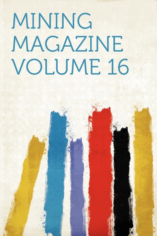 Download Mining Magazine Volume 16 pdf